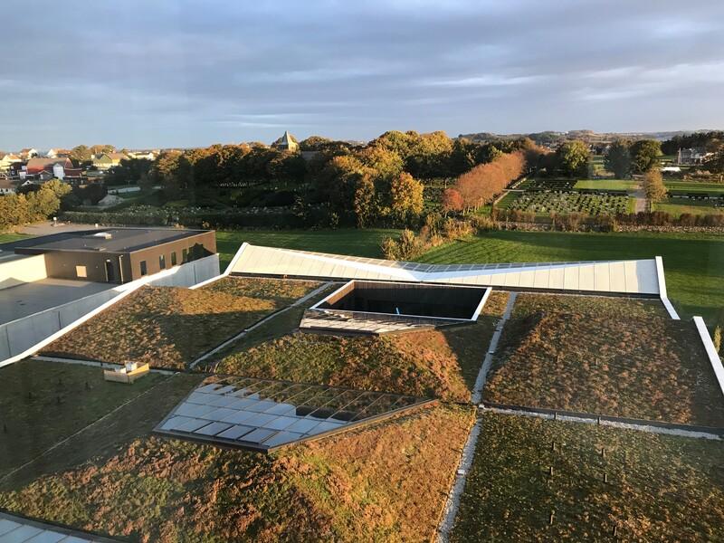 Norge har fått standard for grønne tak