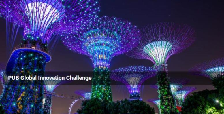 Singapore etterlyser fire innovative vann-løsninger